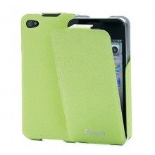 Forro iPhone 4 4S Muvit - iFlip Verde  CO$ 51.254,36
