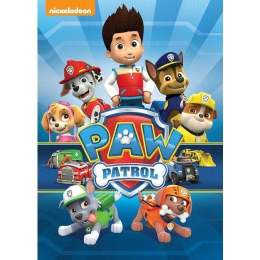 PAW Patrol DVD $8