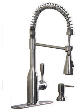 Modern Kitchen Faucet 96 best kitchen faucets images on pinterest | kitchen faucets