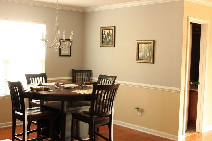 98 best images about dining room on pinterest Media room paint ideas