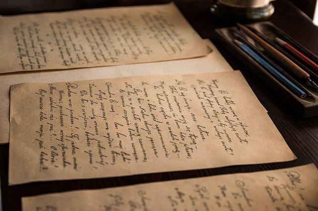 Cartas Viejas, Viejo, Carta, Letra - Imagen gratis en Pixabay