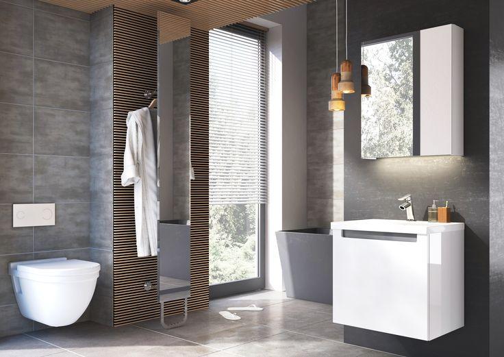 #elita #meble #elitameble #lazienka #serenity #furniture #bathroom