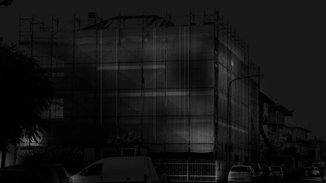 In a silent way - videoart - the revolutionary boredom of the outskirts is a basement in which the thoughts meet secretly and plan to change the world…