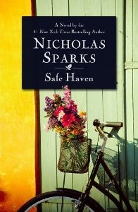 Nicolas Sparks Safe Haven- have a freshly opened tissue box on the ready!