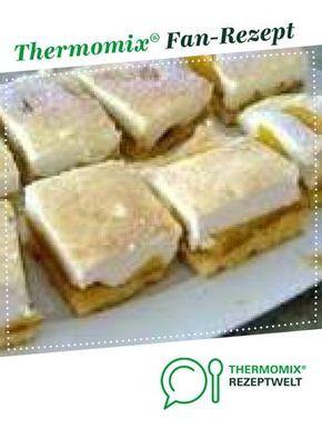 Ruck Zuck Pfirsich-Schmand-Blechkuchen von JasminHansen. Ein Thermomix ® Rezept …   – Lecker