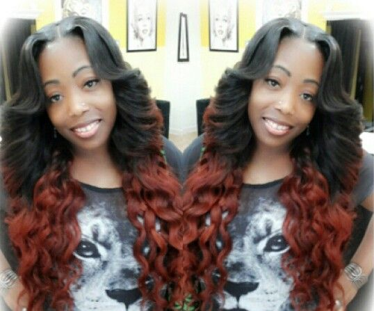 Pictures Of Sew Ins Hair Styles: 1000+ Ideas About Sew In Weave Hairstyles On Pinterest