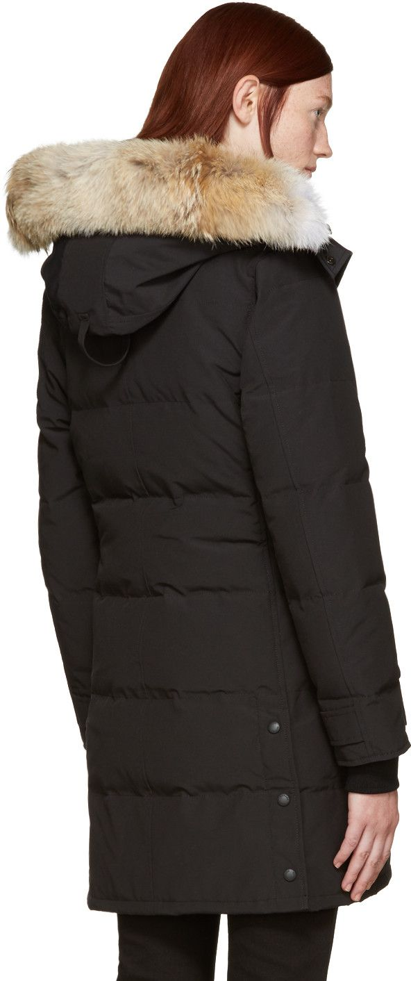 Canada Goose - Black Black Label Collection Shelburne Parka