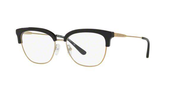 0e702af2bf48 MK3023 GALWAY: Shop Michael Kors Black Butterfly Eyeglasses at LensCrafters