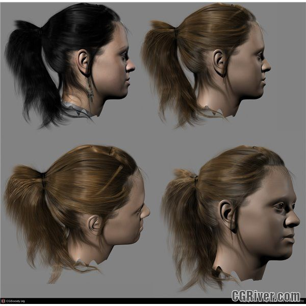 Awe Inspiring 1000 Ideas About Hairstyle Generator On Pinterest Try On Short Hairstyles For Black Women Fulllsitofus