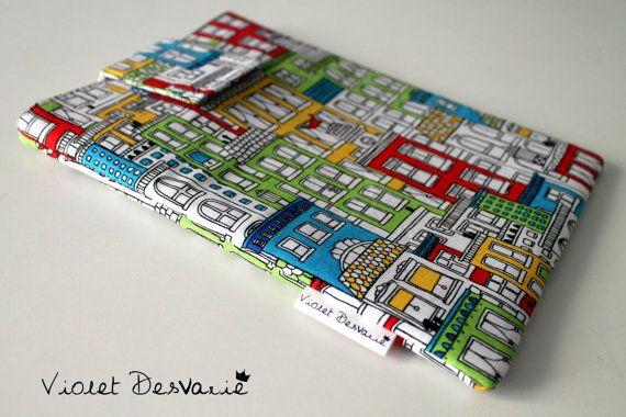 Funda iPad Mini / iPad mini case / Funda tablet por VioletDesvarie, €14.00