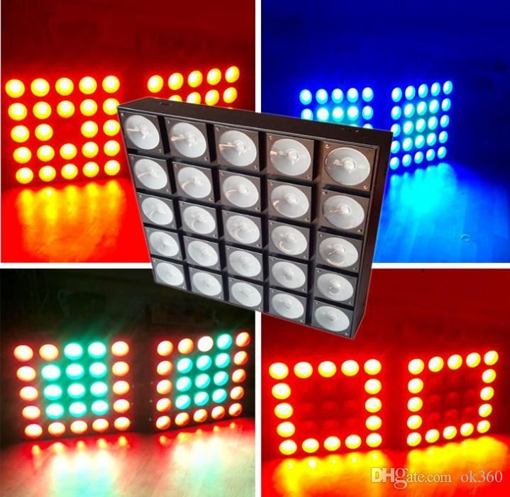 25 Head Led Stage Light *30W White Cob LED Matrix Light/led Wall Wash Effect 4 in 1 LED Stage Light Online with $512.0/Piece on Ok360's Store | DHgate.com