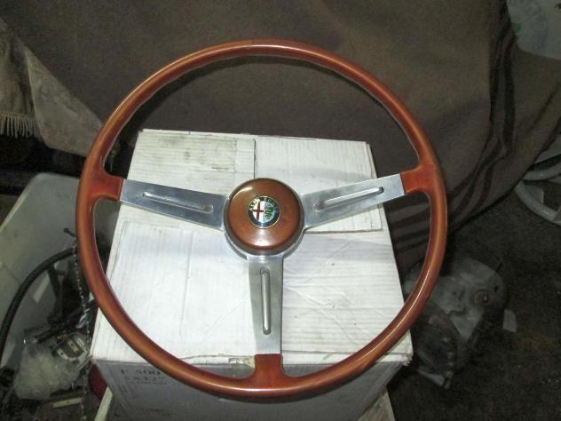 Later model steering wheel