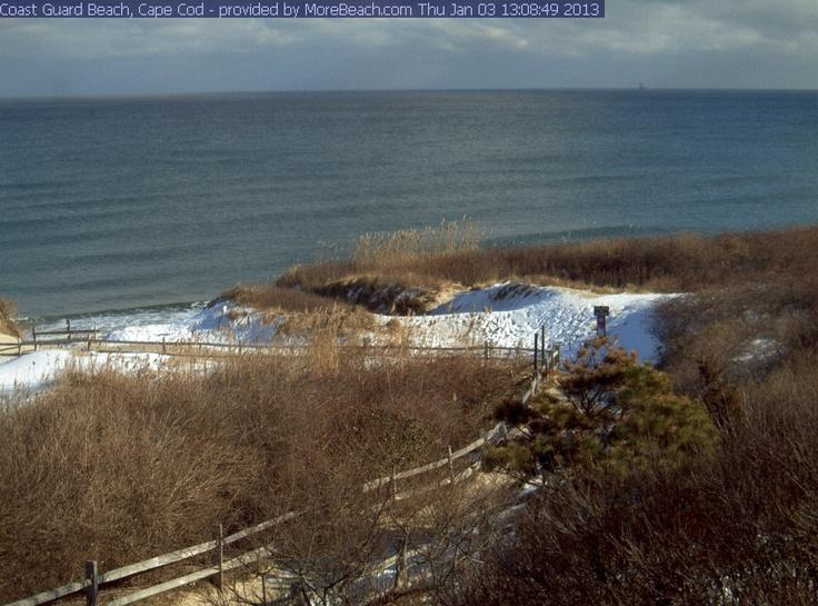 Coast Guard Beach Live Webcam