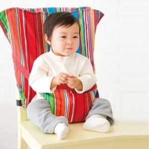 Sack and Seat  imbracatura imbottita da sedia A811 righe