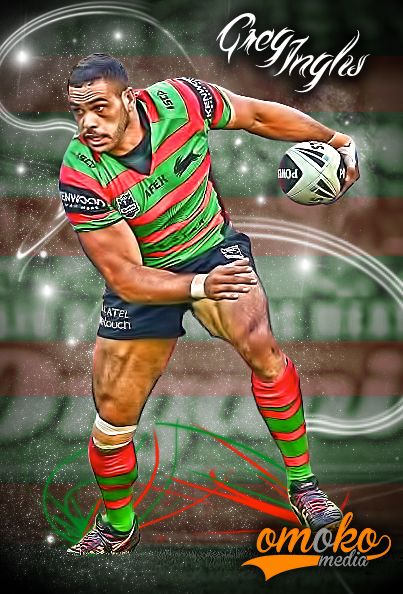 Greg Inglis, South-Sydney Rabbitohs.