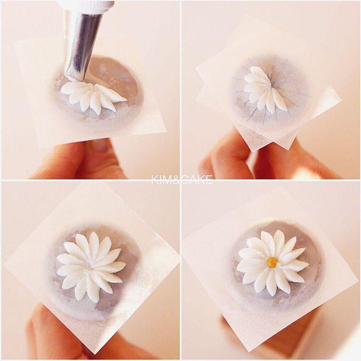 Blumen Buttercreme! – Pipe It! – #Blumen #Buttercreme #pipe