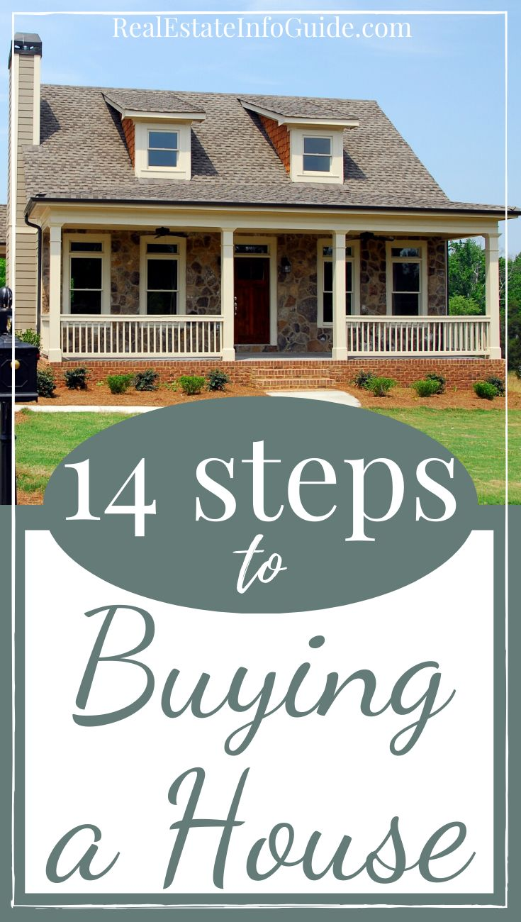 14 Steps To Buying A House In 2020 With Images Home Buying Home Buying Process Buying A New Home