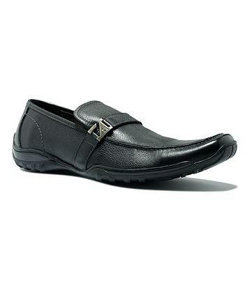 Kenneth Cole Reaction Shoes, Solid Ground Slip On Bit Shoes - Mens Shoes - Macy's