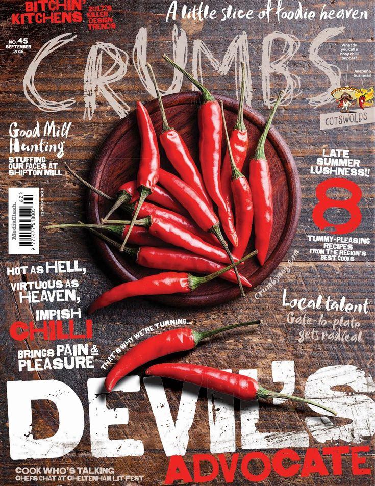 Crumbs Cotswolds - issue 45