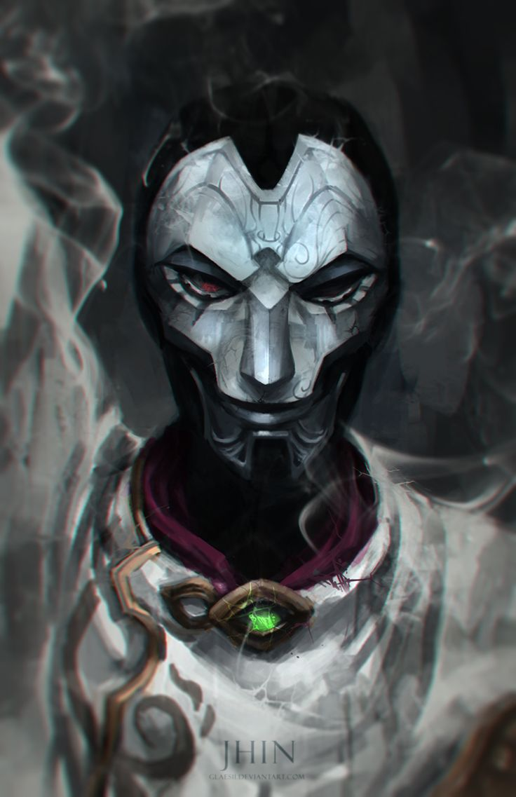 Créations de la communauté : Jhin - League of Legends
