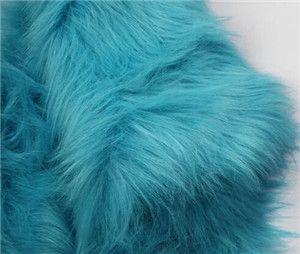 Мульти вариант цвета плюшевые игрушки ткань 1 м роскошные длинные волосы искусственный мех ткань купить на AliExpress