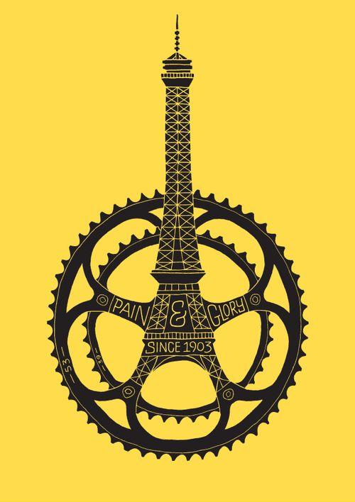Le Tour de France 100th Anniversary, Dave Foster