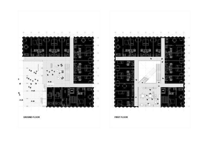 Galería de Residencia de Estudiantes en el Campus de la U.L.E. / MACA + VIRAI Arquitectos - 24