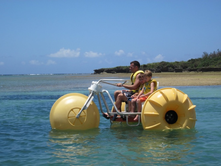 Bikes On Water Water Bike Rentals MWRHawaii