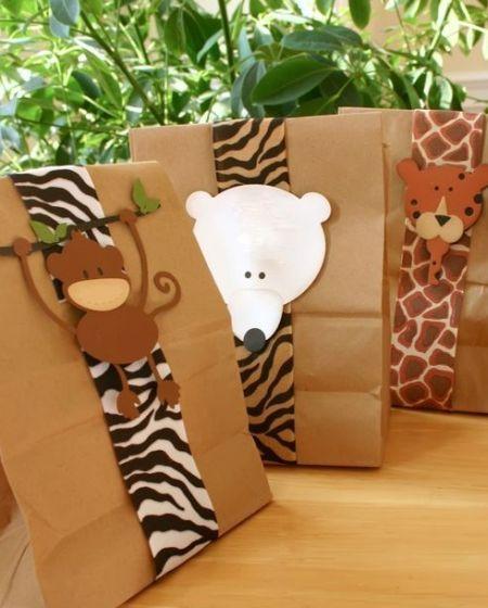 Se este ano você escolheu o tema safari para a festinha de aniversário de seu filho ou de sua filha, você pode usar vários ...