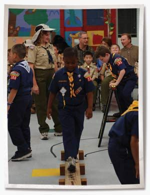 den idea meeting Service projects for cub scouts  the new cub scout delivery method encourages holding two regular den meetings  coming up with service project ideas .
