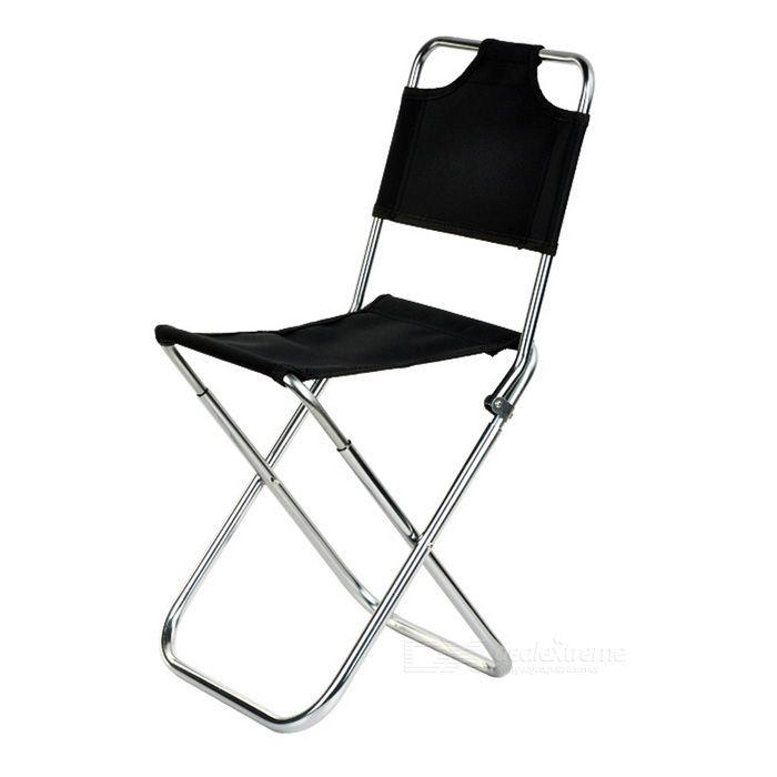 Ultra Light Aluminum Alloy Folding Fishing Chair W