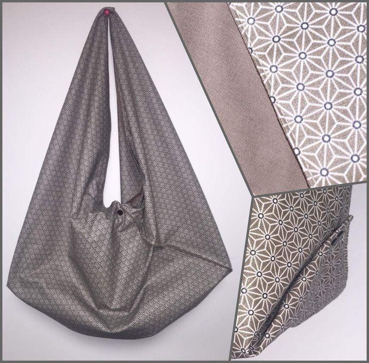 Sac Origami façon Viny DIY