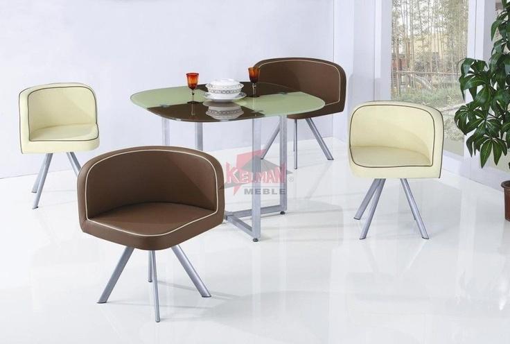 Zestaw kuchenny TB003 (stół + 4 krzesła) #dining room