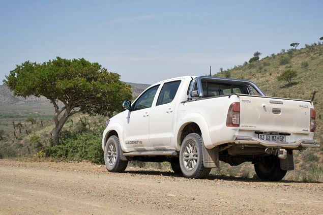 Toyota Hilux Legend 45