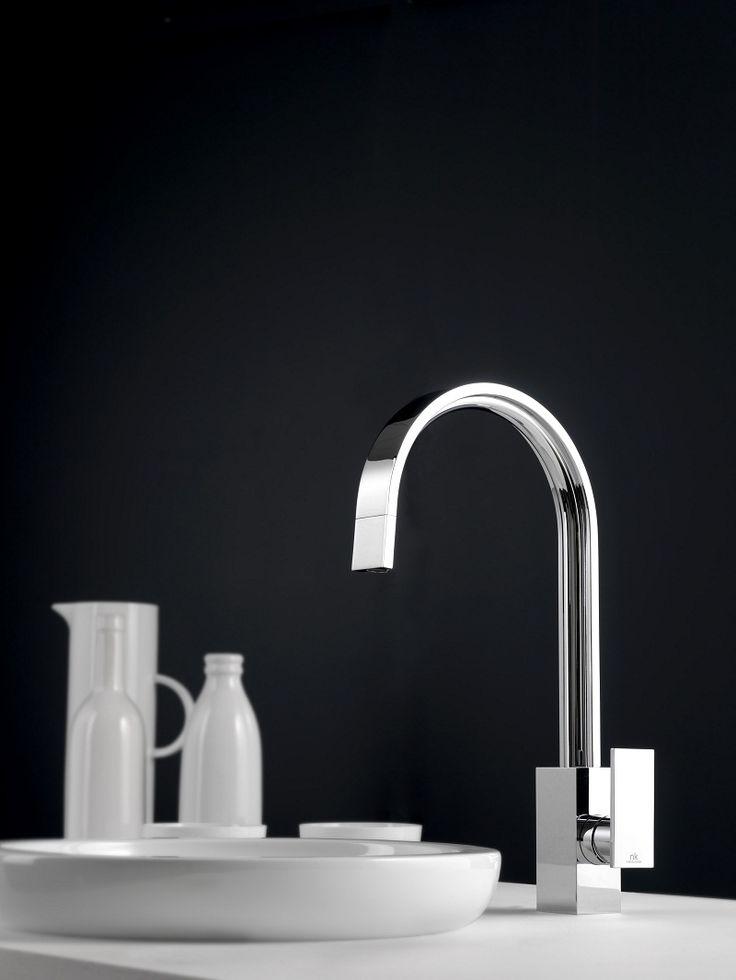 Noken Kitchen Loop single lever sink mixer pull out  Image Gallery | Noken Design