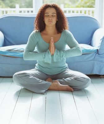 A Yoga Workout Plan For Home | LIVESTRONG.COM