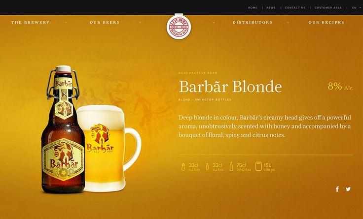 Brasserie Lefebvre Brewery