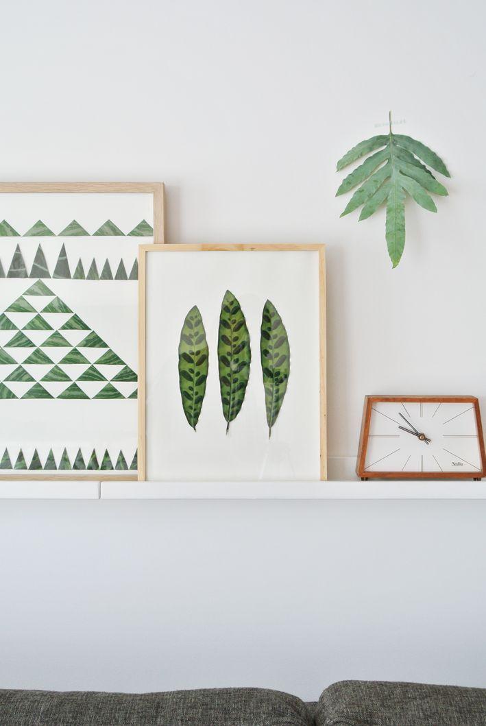 My Attic: Urban Jungle Bloggers: Plants & Art. #nature