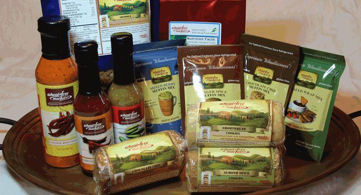 Wheat-free Market Foods Llc - Wheat Belly Foods, Gluten-free Foods, Gluten Free Bakery
