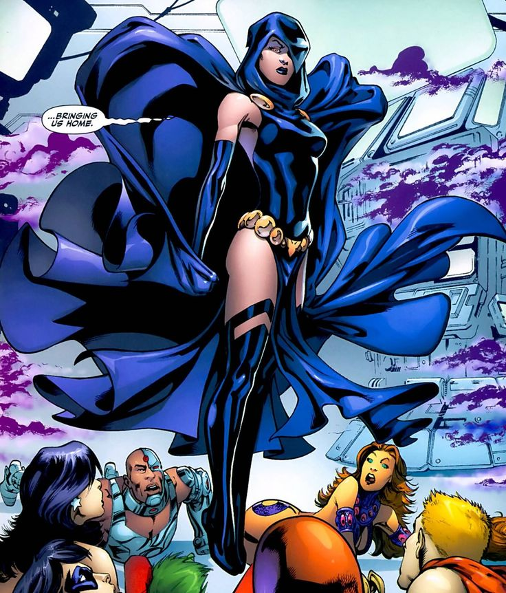 raven comic book - Google Search
