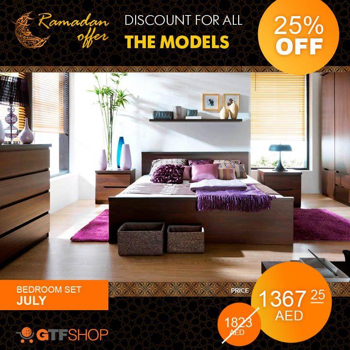Our Bestseller U201cJulyu201d Bedroom Set For The Best Price Of This Summer U2013 1367