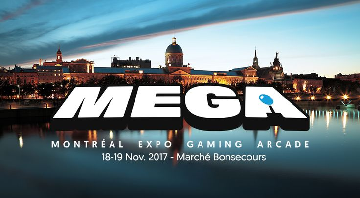 Can't wait to see you at MEGA, the new Montreal biggest gaming event! https://www.facebook.com/MEGAexpomtl/ #gaming #indiegame #mtl #videogames #arcade