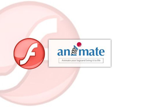 Add modern touch to your logo, animate it with FLASH for only $5!