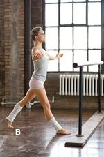 Dancers Body drop up to 3 1/2 pounds a week! 25-day Ballet Boot Camp Challenge.