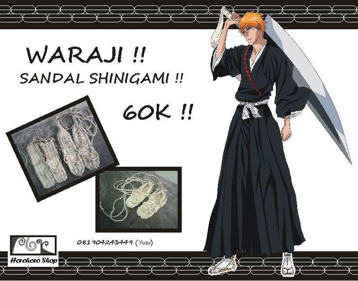waraji/ shinigami sandal's : IDR 60K