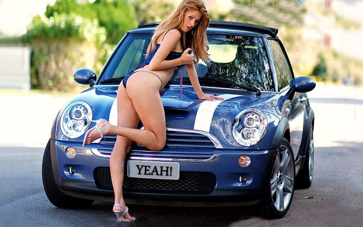 Mini Cooper Sex 76