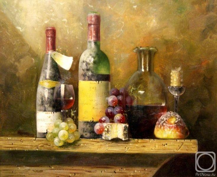 Minaev Sergey. Bottles