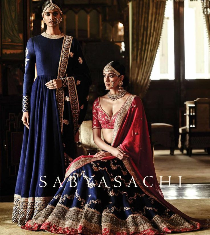 sabyasachi- love the blue one