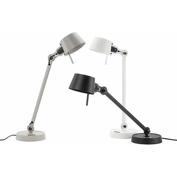 Tonone schreibtischleuchte stahl und aluminium 1 armig 295€ light