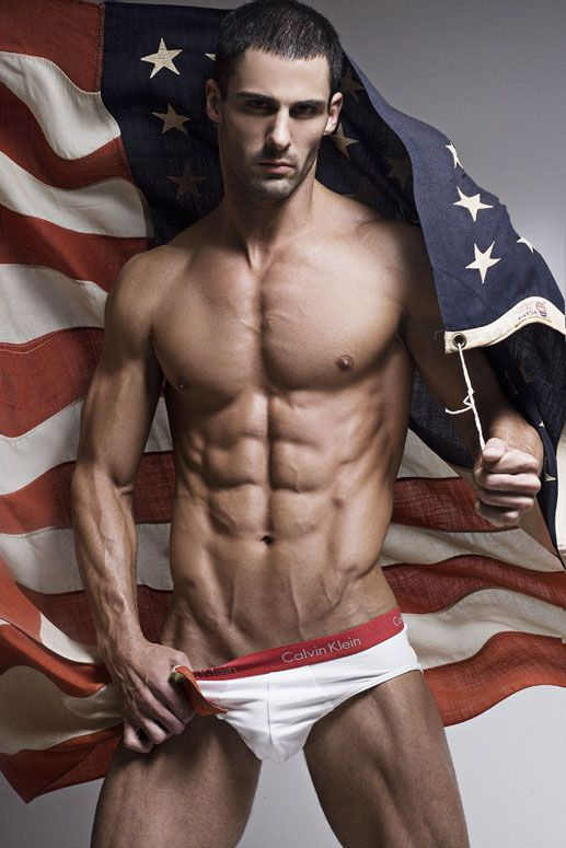 from Nikolas 4th of july gay male models